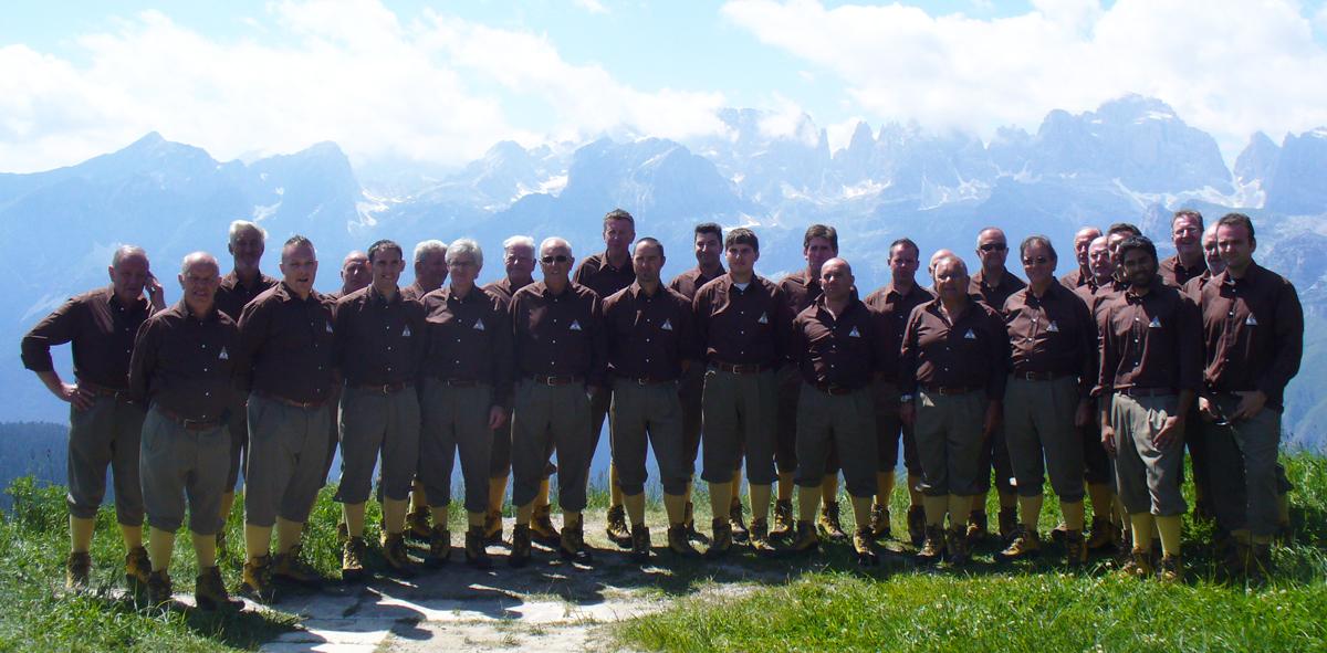 Dolomiti d'inCanto: il Coro Città di Ala @ Paganella | I Suoni delle Dolomiti