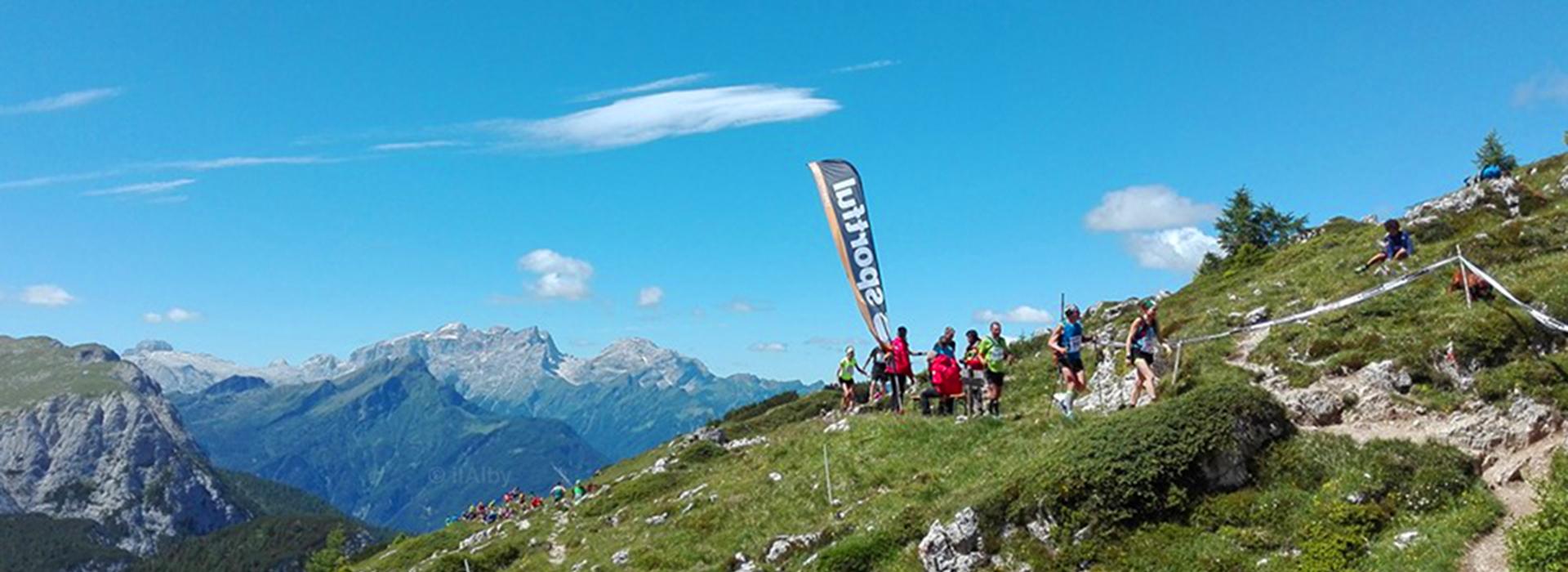 Transcivetta 2016: corsa in montagna a coppie