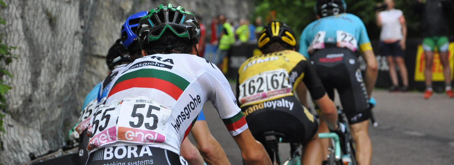 Tappa al Giro d'Italia del Centenario