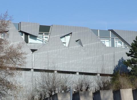 Il museo ebraico di Libeskind a Berlino