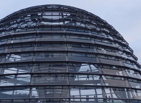 Palazzo del Reichstag a Berlino: l'intervento di Foster